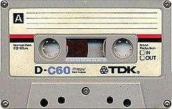 Pasamos cassetes de audio a MP3.