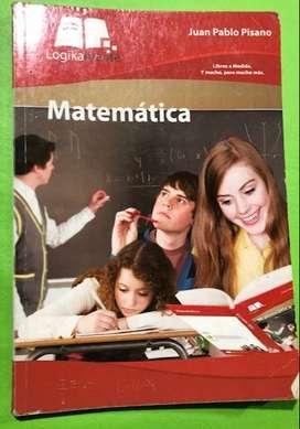 MATEMATICA / Ediciones Lógikamente