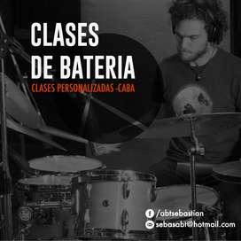 CLASES DE BATERIA
