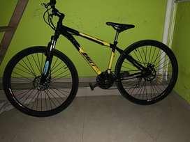 Bicicleta rin 29 con freno de disco