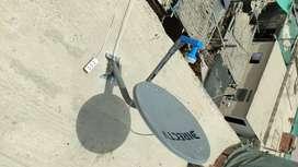 Intalación de Antena DirecTV