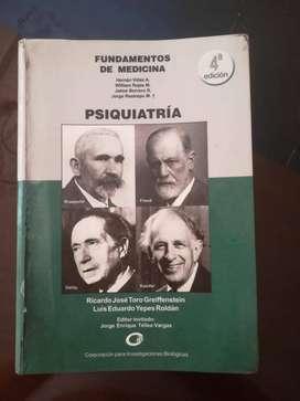 Fundamentos de Medicina. Psiquiatría 4° Edición