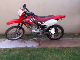 Motomel x125 2016