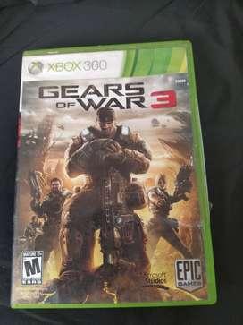 Gears Of War 3 Xbox 360 Y Xbox One