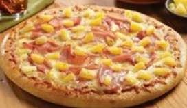 Se solicita maestro pizzero con experiencia en sanduches y pizzas