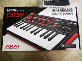 Controlador Mini Play Akai