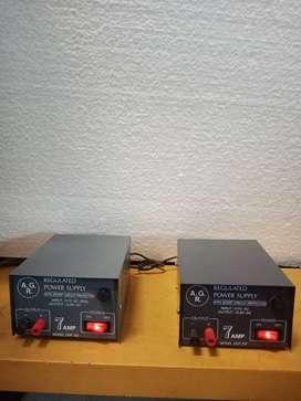Reguladores de energía