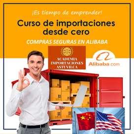 CURSO IMPORTACIONES INTERNACIONALES EEUU-CHINA
