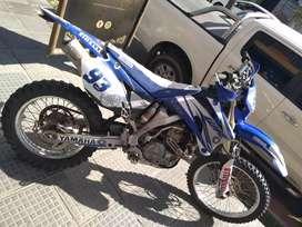 Yamaha 450f
