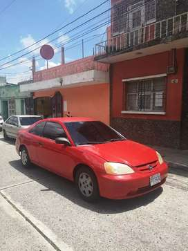 Vendo bonito Honda civic!!!