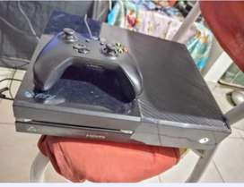 Vendo o Permuto Xbox one
