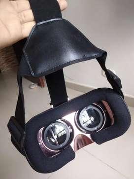 Gafas de relidad virtual
