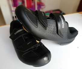 Zapatos Ruta Shimano Rp1 Talla 41