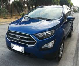 FORD Ecosport IV-G SE 2L Duratech GDI SUV 4x2 6T/A A/A 4cil 168HP HAC pant 6.5 2020 OLX AUTOS GUAYAQUIL