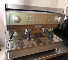Maquina de Cafe, San Marcos 2 Grupos
