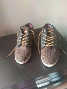 Hermosos zapatos.
