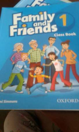 Libros Family And Friends 1 usados