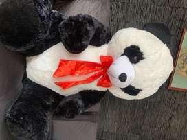 Oso peluche panda grande