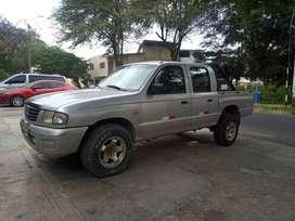 Camioneta 4x4 Mazda en venta.
