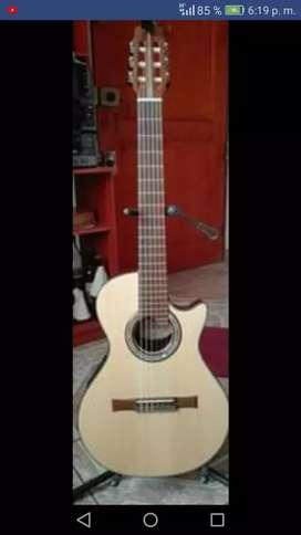 Guitarra Electroacustica de Alta Gama