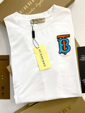 Camisetas masculinas 1705 burberry envio gratis