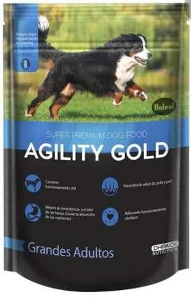 Agility Gold Perros Cachorros y Adultos