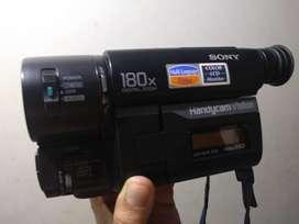 Handycam visión 180x