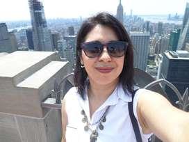 Prof. y traductora de inglés brinda clases de apoyo a domicilio