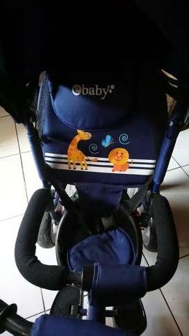 Coche Triciclo para Bebe