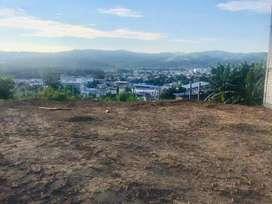 VENTA DE TERRENO NEGOCIABLE/ Vista Panoramica Esme