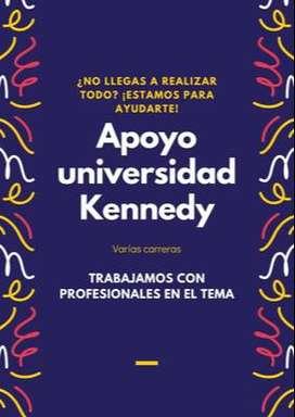 Asesoramiento para Trabajos Prácticos de Derecho Kennedy