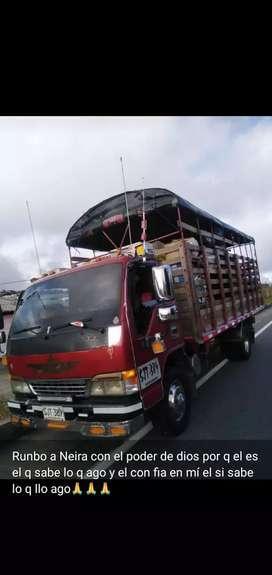 Vendo o permuto por camión marca dodge 600, For 7000, chevrolet c70
