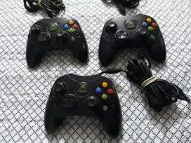Controles originales