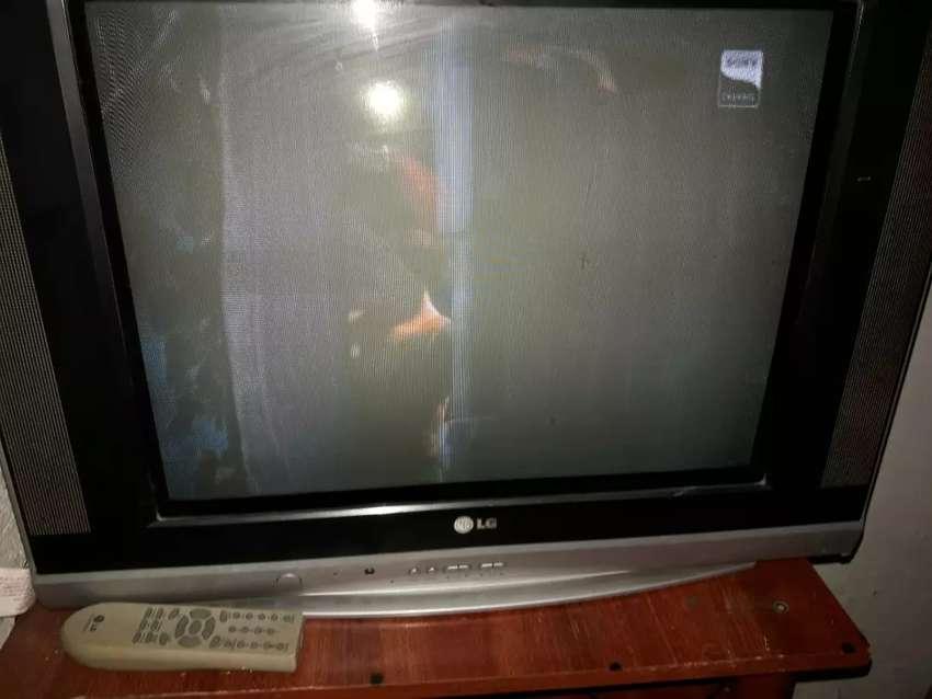 Vendo tv de 21 0