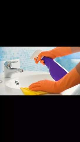 Se necesita señorita/ra para tareas de limpieza en dpto