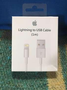 Cable usb original nuevo