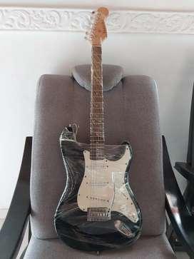 Vendo guitarra eléctrica nueva