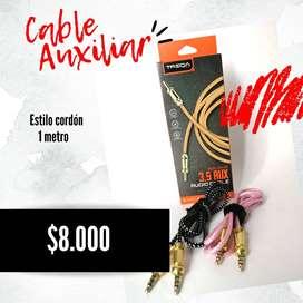 CABLE AUXILIAR 1 A 1 3.5