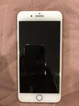 Iphone 8 plus en perfecto estado, funcional 10/10, fisico 10/0