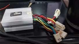 Controlador motor 500w dc