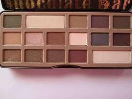Paleta de sombras- chocolate bar