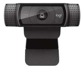 Camara Web Logitech C920 Full Hd 1080p Video Chat Skype Pc