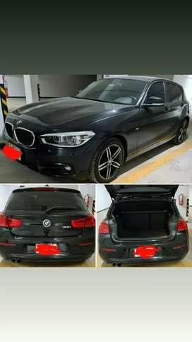 VENDO BMW 120i USO GERENCIAL