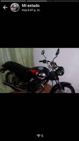 NKD 125 modelo 2013