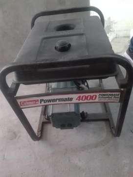 Generador de Energia a Gasolina