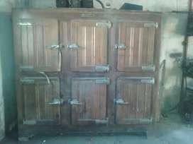 Heladera Comercial 6 Puertas