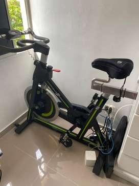 Bicicleta estatica spinning