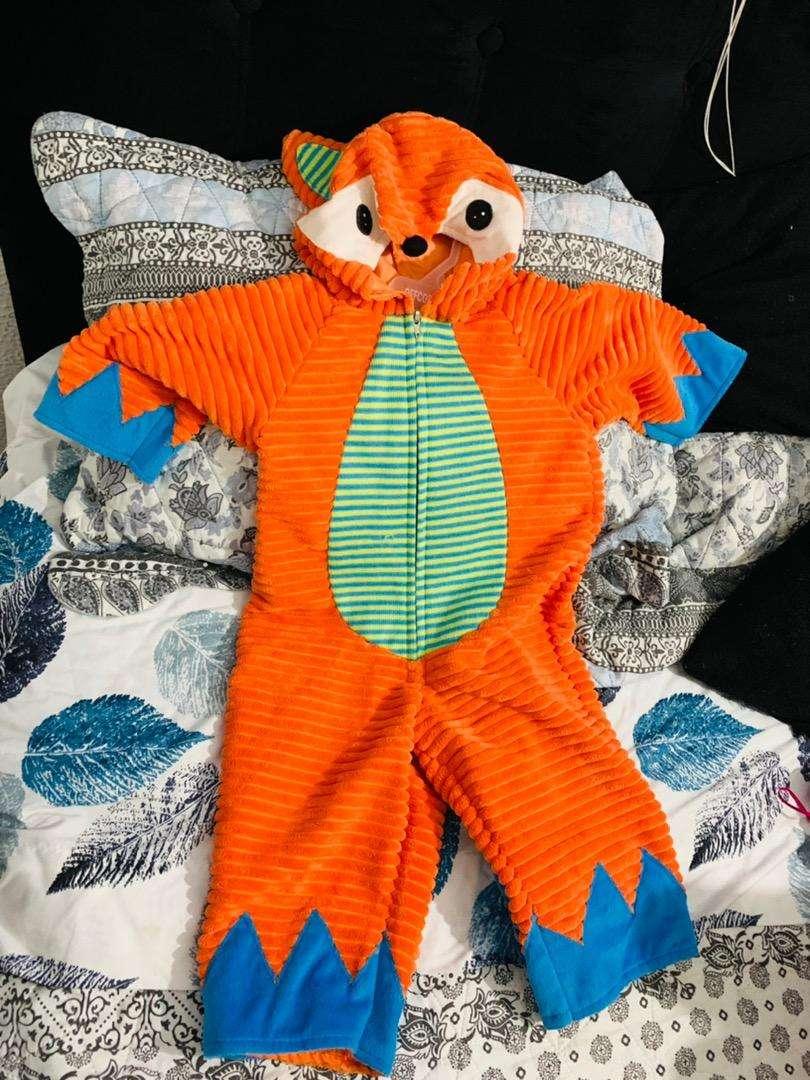 Disfraz niño zorro talla 2 marca cachivaches