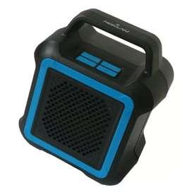 Parlante Recargable Con Bluetooth Y Extra Bajo