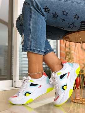 Sneakers para dama
